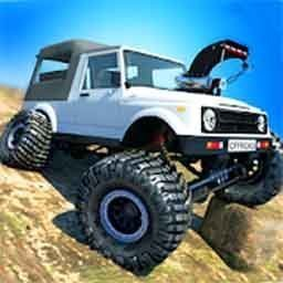 模拟驾驶超级越野车