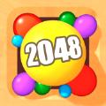 炸裂合并2048