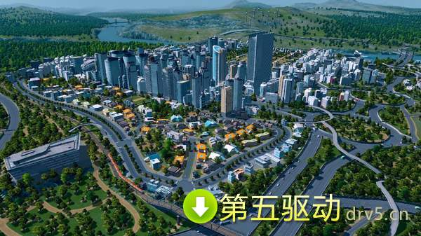 城市天际线无限金钱最新手机版图3
