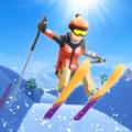 SkiJumping3D手�C版