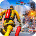消防员救援英雄游戏