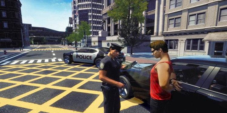 模拟当警察的游戏推荐