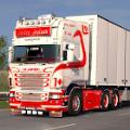 欧洲货运卡车模拟器3D下载