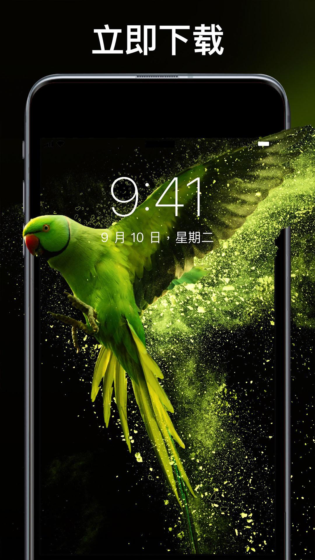 主题刘海壁纸app图3