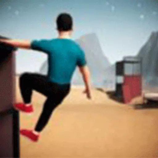 模拟翻滚跳跃游戏