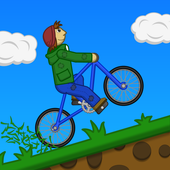 Beany自行车游戏