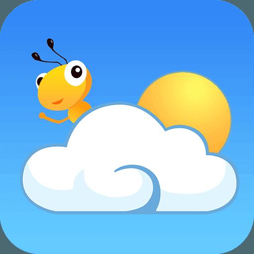 蚂蚁天气预报