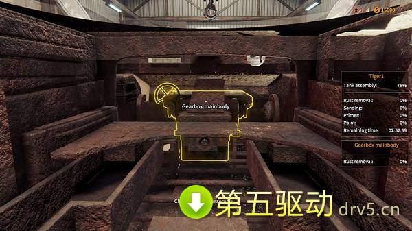 坦克维修模拟器图1