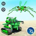 蚊子戰爭機器人戰斗