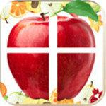 兒童水果拼圖2