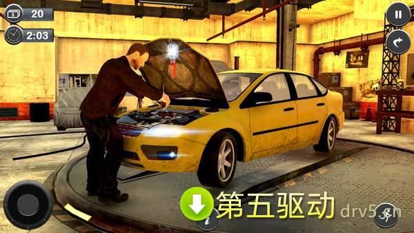 汽车修理工或建造者模拟器图2