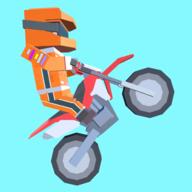 山地炫技摩托