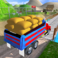 貨物印度人卡車3D