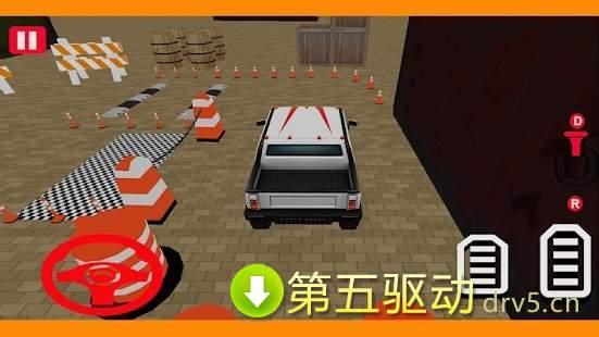 普拉多停车挑战赛图1
