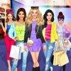 少女小隊時裝購物