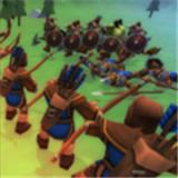 人类战争模拟