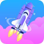 火箭向上飛