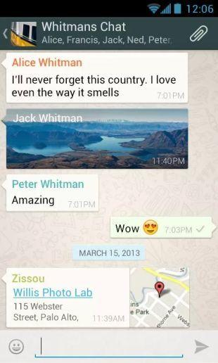 WhatsApp中文版下载图1