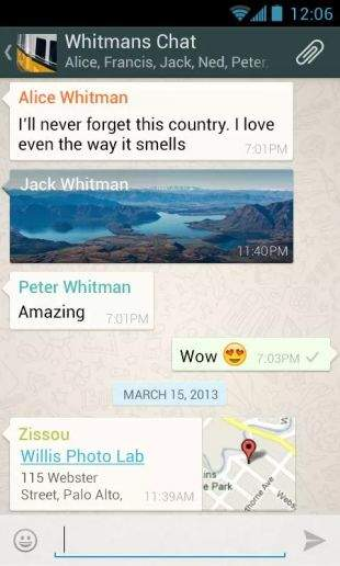 WhatsApp中文版下载