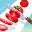 狂乱切水果游戏
