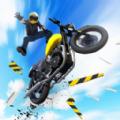 疯狂摩托飞跃城市