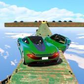 惊人天空汽车模拟器3D