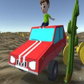 3D爬坡赛车