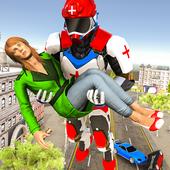医生机器人英雄城市救援