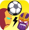 超级绳索英雄足球赛游戏
