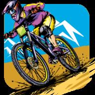 MTB山地自行车骑手
