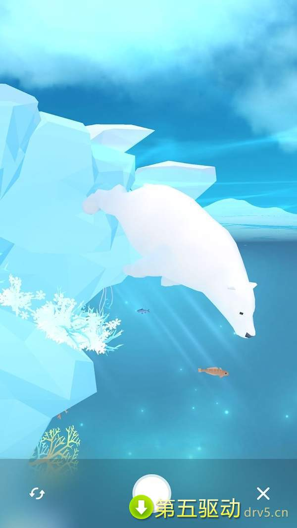 深海水族馆极地破解版图5