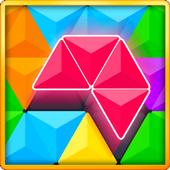 六边形方块拼图