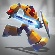 装甲小队机器人与机器人破解版