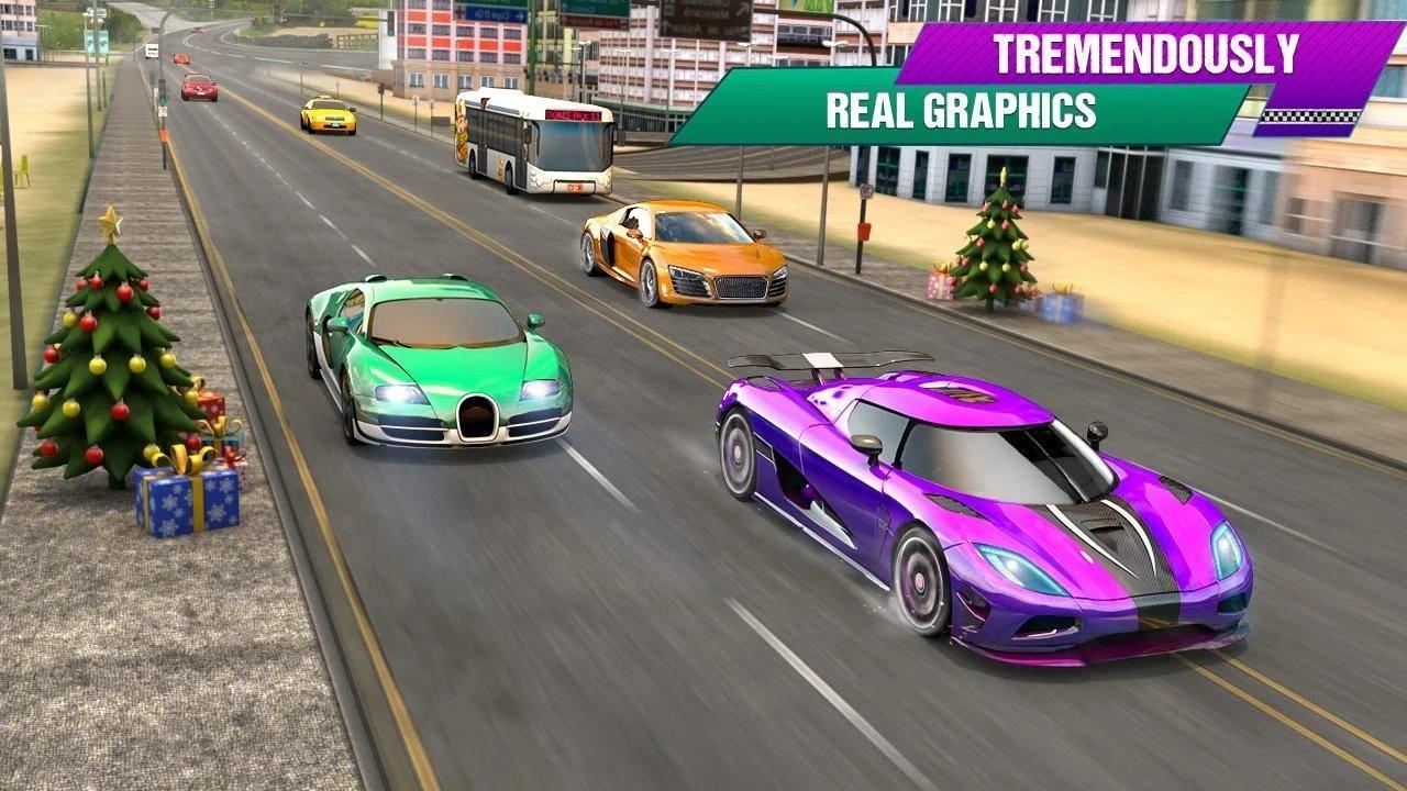 疯狂交通赛车图3