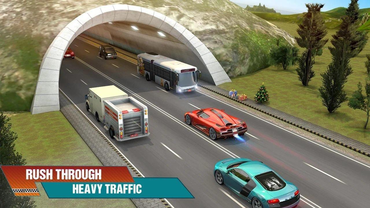 疯狂交通赛车图1
