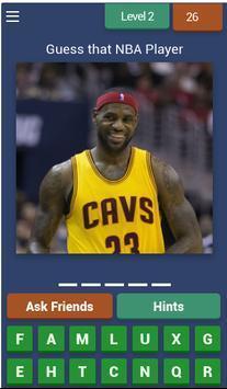 猜猜那个NBA球员图2