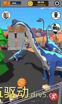 闲置侏罗纪动物园3D图4