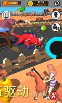 闲置侏罗纪动物园3D图1