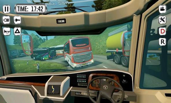 爬坡公交车模拟器游戏图3