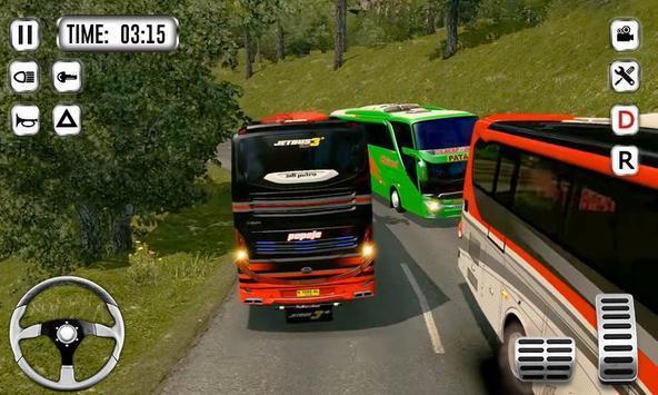 爬坡公交车模拟器游戏图2