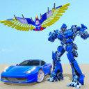 猎鹰变形机器人
