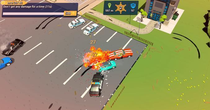 警察冲刺模拟器图1