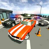 警察冲刺模拟器