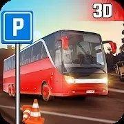 城市公交车停车3D模拟器