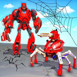 蜘蛛侠机器人格斗