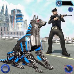 机器狗警察