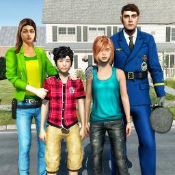 模拟人生快乐家庭