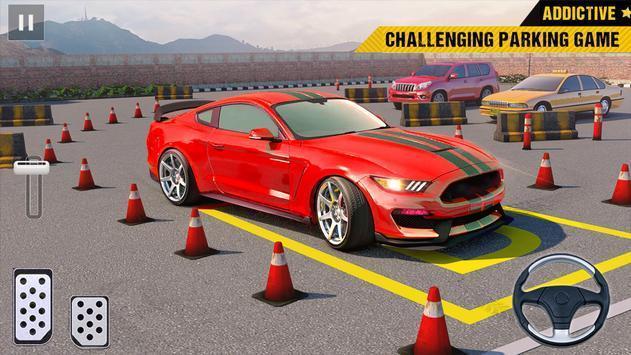停车场3D新驾驶游戏2020图4