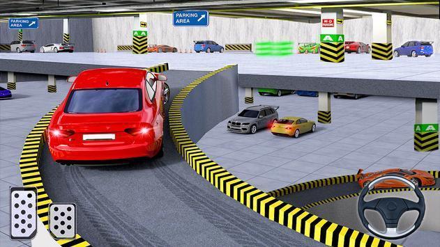 停车场3D新驾驶游戏2020图5