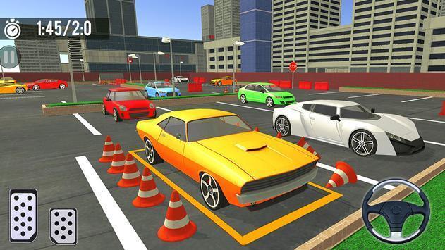 停车场3D新驾驶游戏2020图2